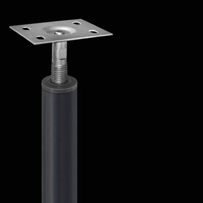 Tiger Brand Jack-Post - Fixed & Adjustable Columns, Studs